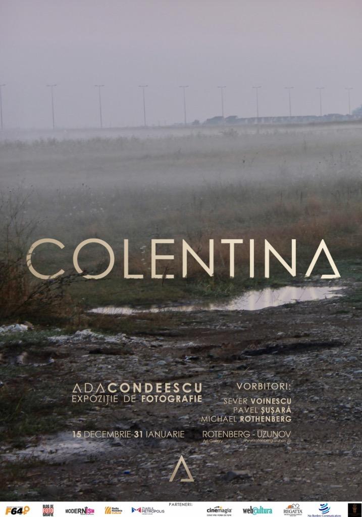 """""""Colentina""""- prima expoziție de fotografie a actriței Ada Condeescu"""
