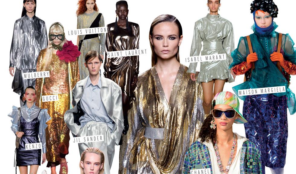 ELLE EXCLUSIV: Tendinte fashion & beauty