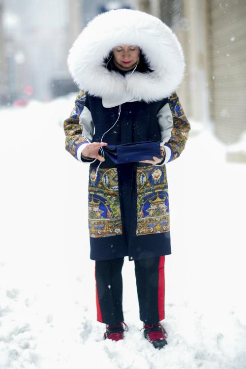 Cum sa te imbraci iarna pentru a avea un look stylish & cool