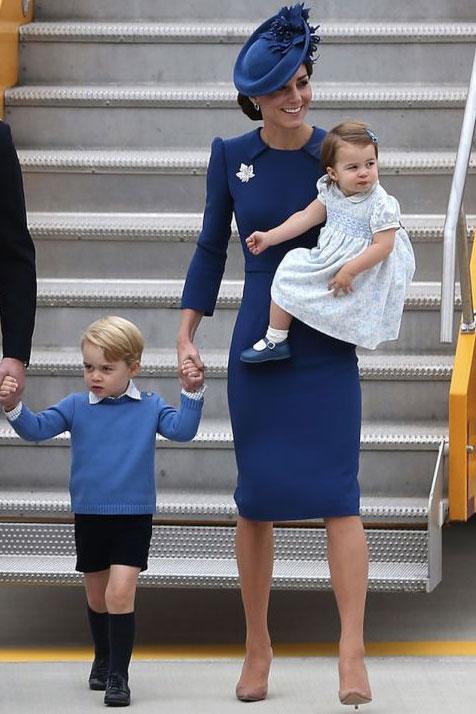 Catherine, Ducesa de Cambridge – Top 20 cele mai stylish tinute purtate in 2016