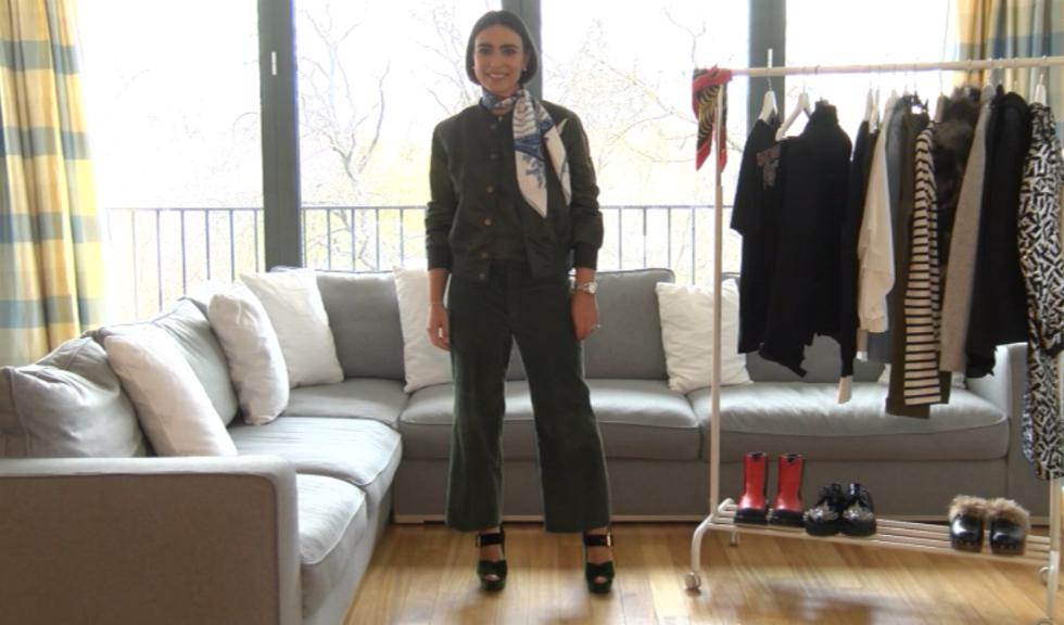 #ELLEteam: Cu ce se imbraca editorii de moda la birou #1 (VIDEO)
