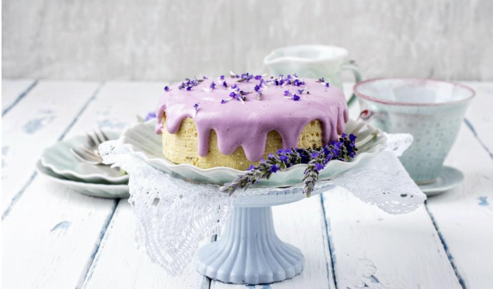 Cheesecake cu lavanda