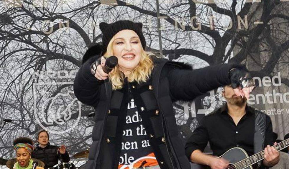 Citeste discursul integral al Madonnei de la Marsul Femeilor