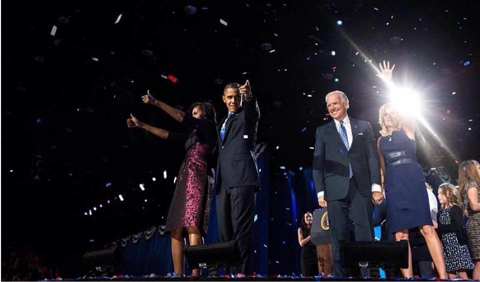 Cum au reactionat vedetele la discursul final al presedintelui Barack Obama?