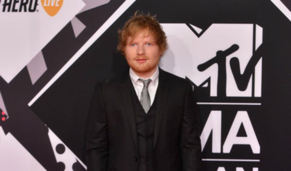 Ed Sheeran ajunge pe primul loc cu noul lui single