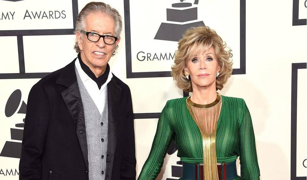 Jane Fonda si Richard Perry se despart dupa 8 ani de relatie