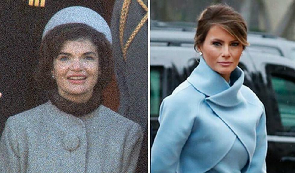Melania Trump nu va fi niciodata Jackie Kennedy si asta e ok