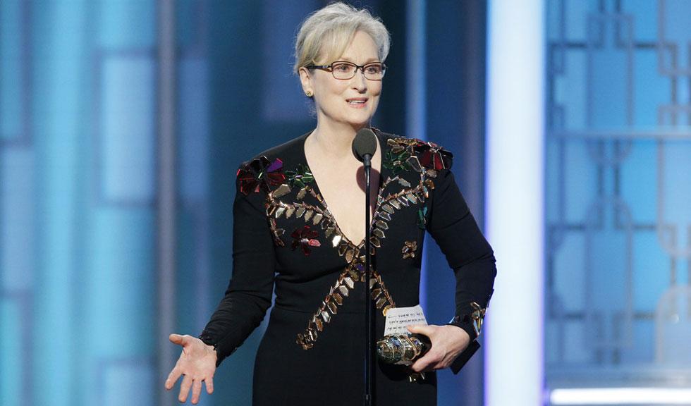 Discursul lui Meryl Streep la Premiile Globul de Aur 2017 poate schimba lumea. Si ar trebui!
