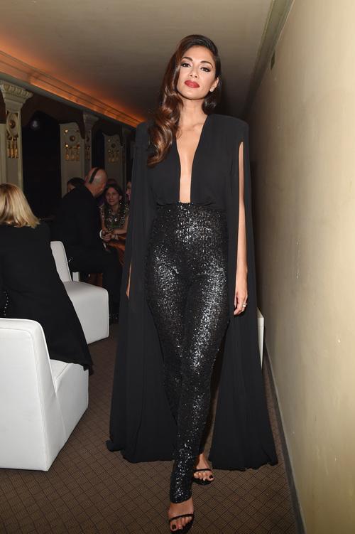 In moda italieneasca, anul nou a inceput cu petrecerea Luisa Via Roma