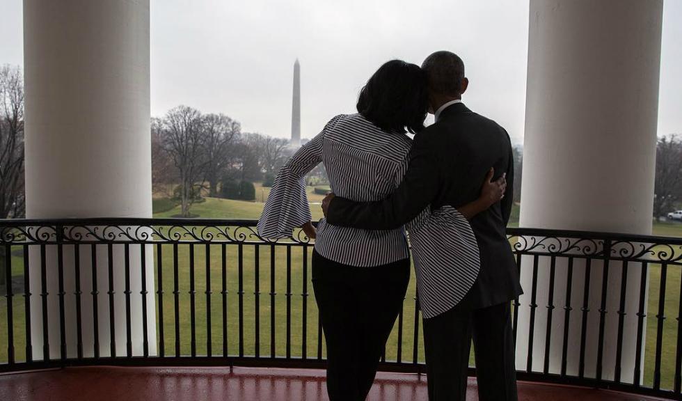 Ultima zi in functia de presedinte a lui Barack Obama