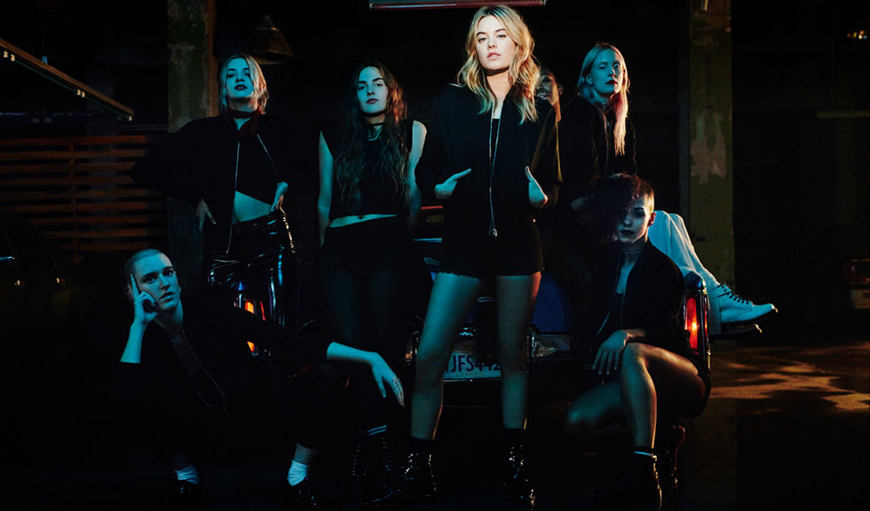 Beauty alert: Dior Poison Girl & Camille Rowe