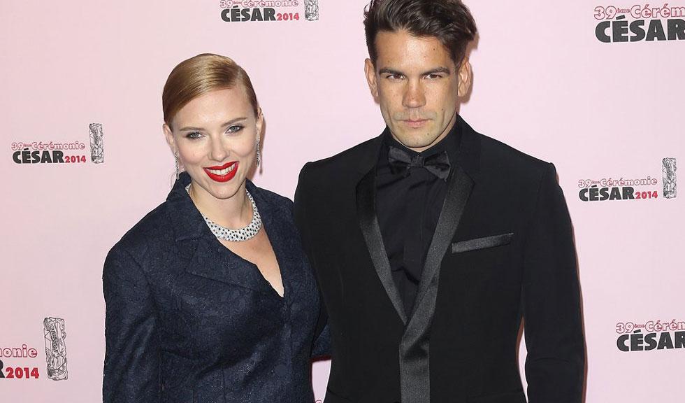 Scarlett Johansson si Romain Dauriac s-au despartit