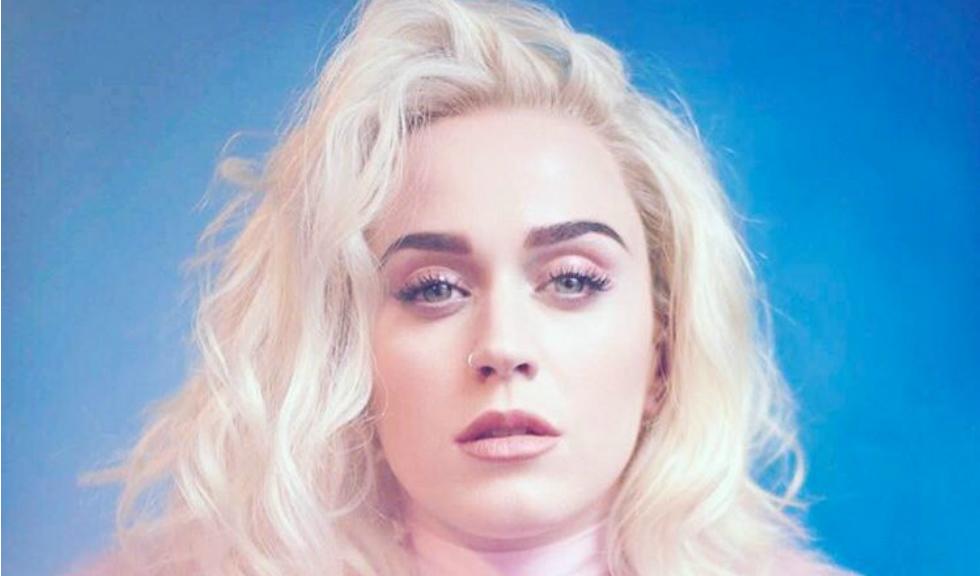 Katy Perry poarta creatiile romanesti STYLAND pe coperta noului sau single