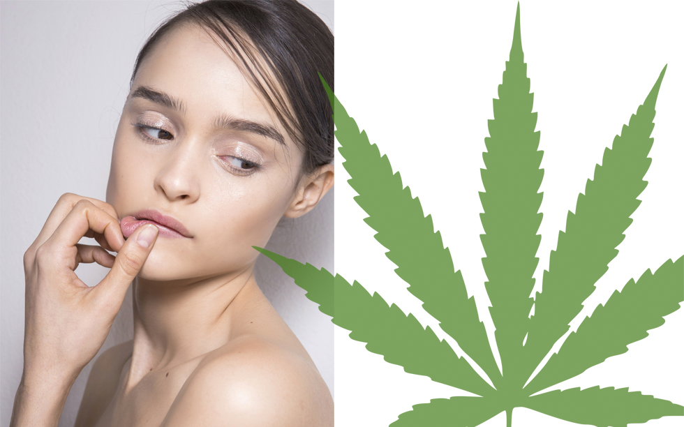 Marijuana si efectele nebanuite asupra pielii