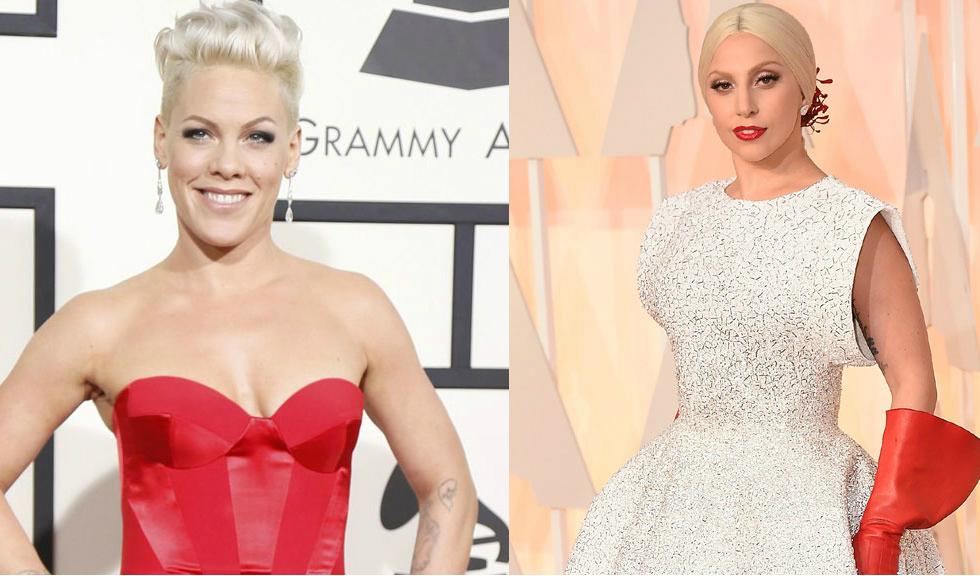 Pink vorbeste despre spectacolul facut de Lady Gaga
