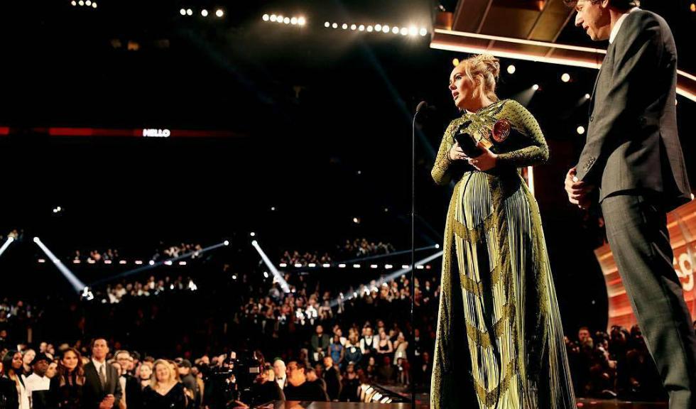 Adele o face pe Beyonce sa planga cu discursul sau de la Premiile Grammy 2017