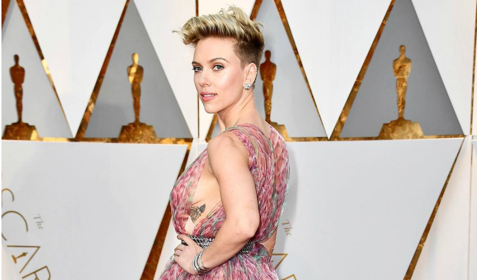 Cine este partenerul misterios al lui Scarlett Johansson la Premiile Oscar?