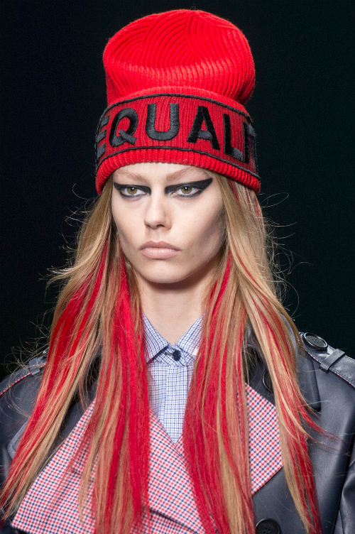 TOP 5 look-uri de beauty de la Milano Fashion Week