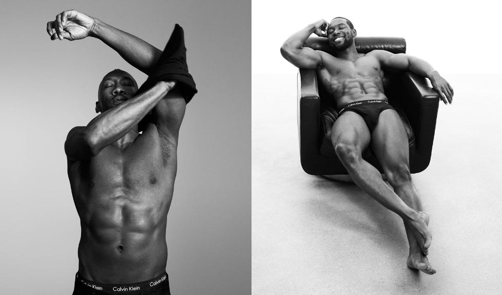 Mahershala Ali si actorii din Moonlight sunt cele mai recente modele de lenjerie Calvin Klein