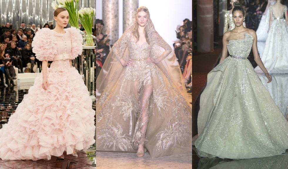 Cele mai frumoase rochii de mireasa couture (VIDEO)