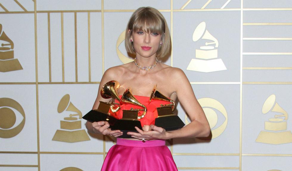 Discursul lui Taylor Swift de la Premiile Grammy, transformat intr-un video emotionant