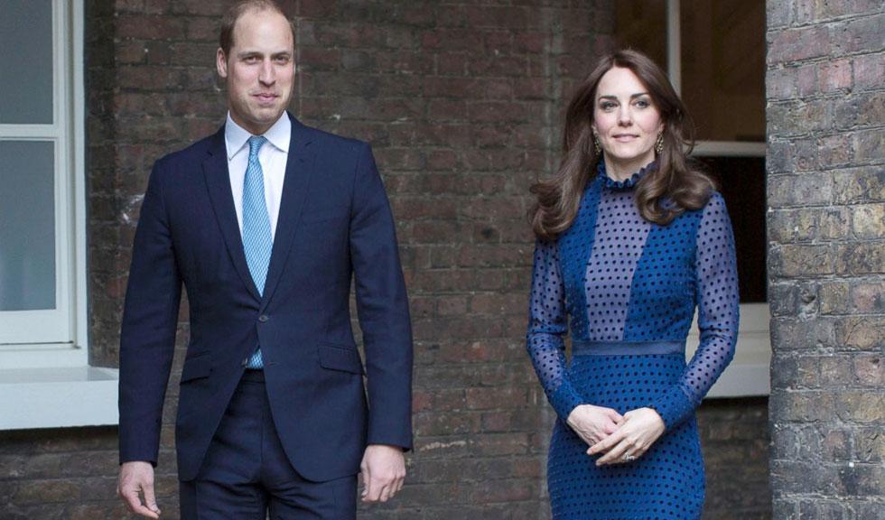 Printul William si Ducesa Catherine