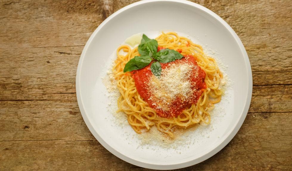 Reteta de spaghete preferata de Audrey Hepburn