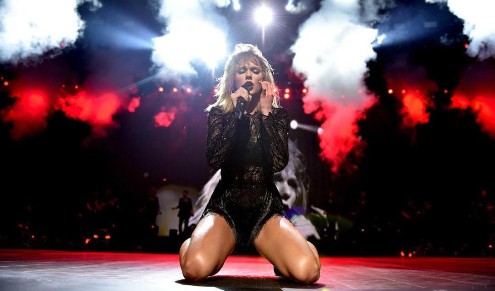 Taylor Swift nu mai este a doua cea mai urmarita persoana pe Instagram