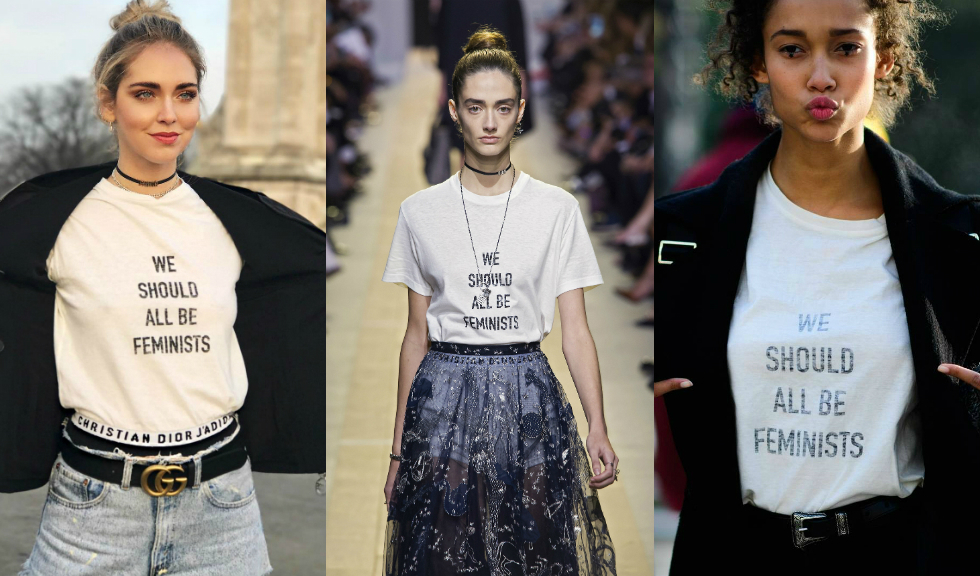 Ce trebuie sa stii despre tricoul feminist de la Dior! (VIDEO)
