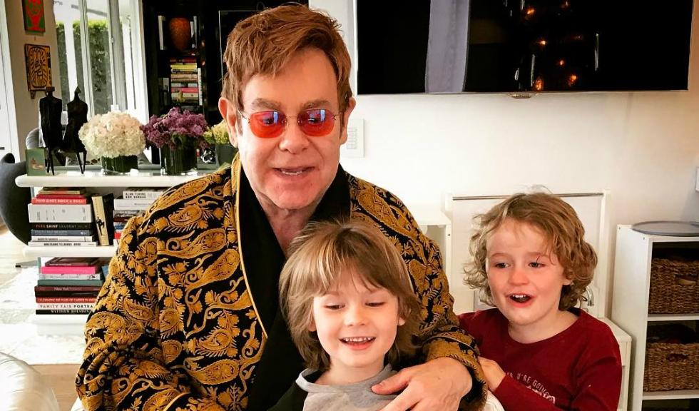 Elton John a sarbatorit implinirea a 70 de ani