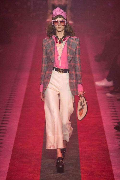 Gucci colectia primavara-vara 2017