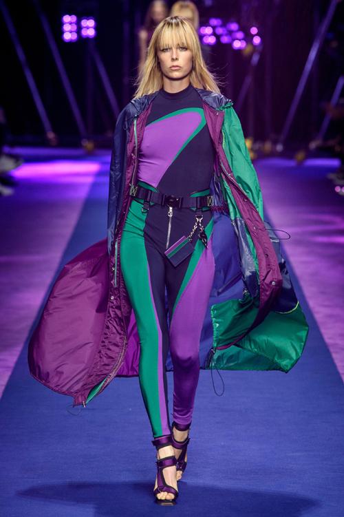 Versace colectia primavara – vara 2017