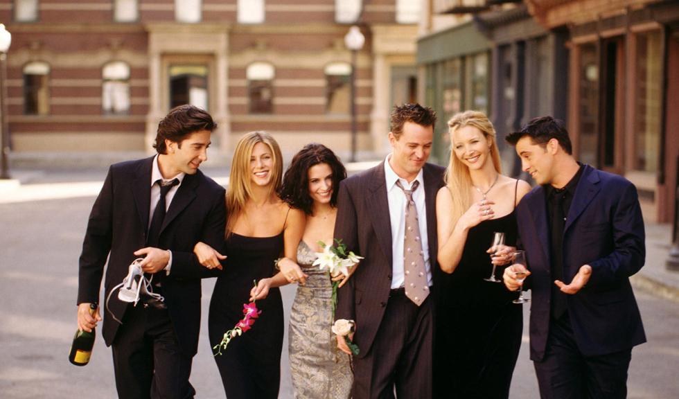 """Serialul """"Friends"""" va fi transformat in musical"""