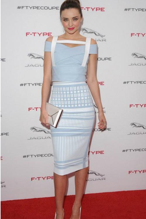 Star Style: Miranda Kerr in 10 tinute stylish de-a lungul anilor