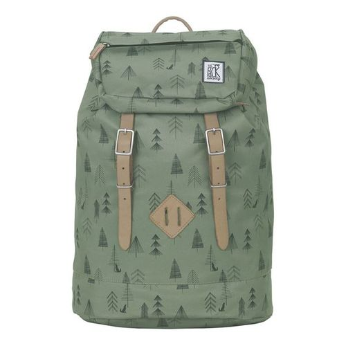 Rucsac din material textil si piele, The Pack Society, 289 lei, www.departmentstore.ro