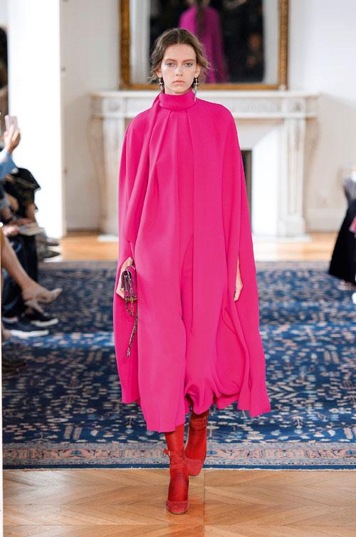 Nuantele de roz, in topul tendintelor de moda ale sezonului