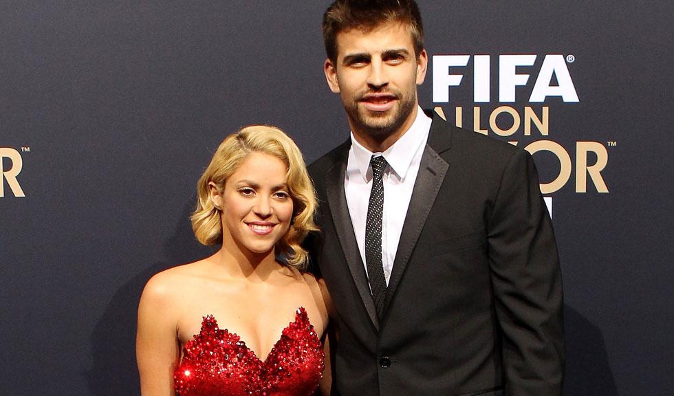 Cum s-au cunoscut si s-au indragostit Shakira si Gerard Pique