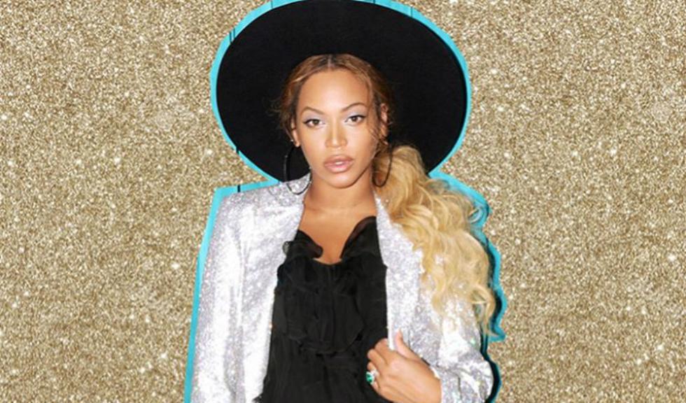 Beyoncé a purtat o jacheta fabuloasa, numita dupa ea
