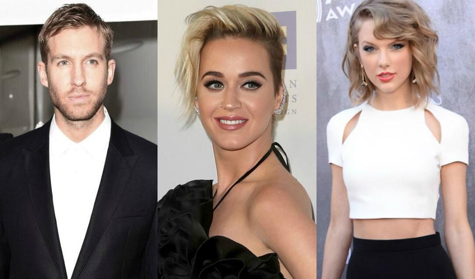 Calvin Harris si Katy Perry colaboreaza la un nou single