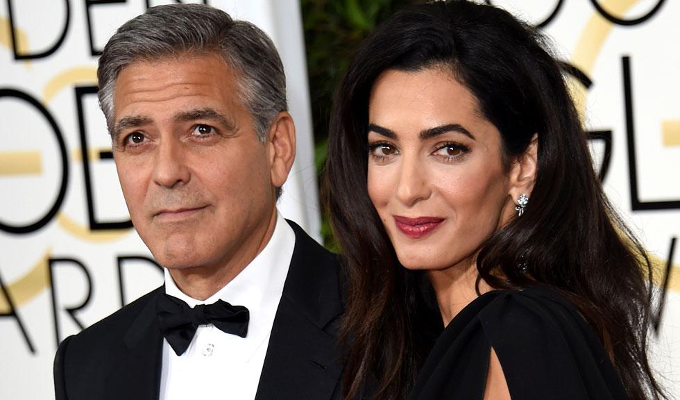 George si Amal Clooney sunt cei mai nerabdatori parinti