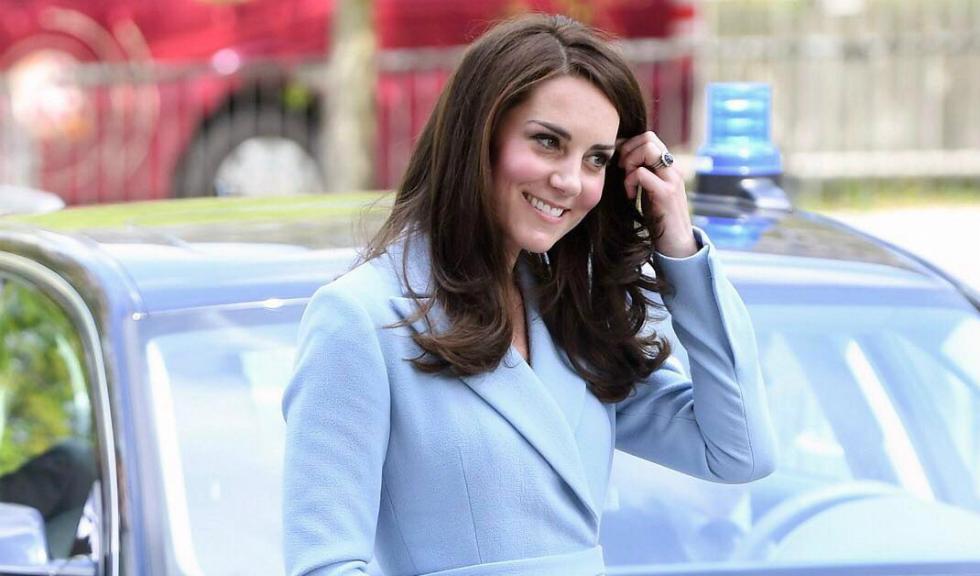 Kate Middleton a incalcat propria regula de eticheta