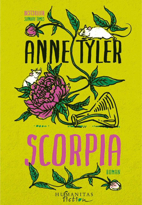 O carte pe saptamana: Scorpia – Anne Tyler (Editura Humanitas Fiction)