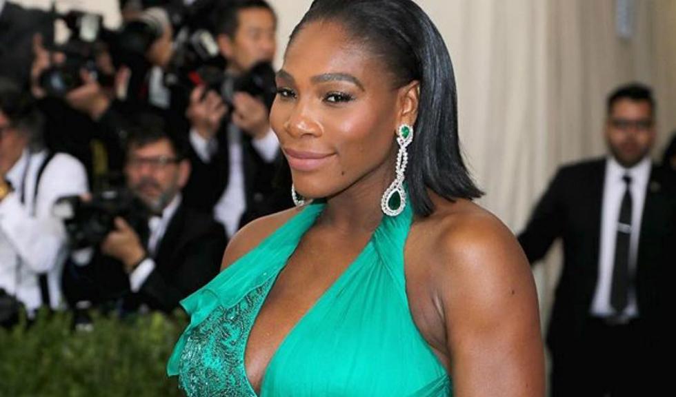 Serena Williams, prima aparitie publica la Met Gala dupa anuntarea sarcinii