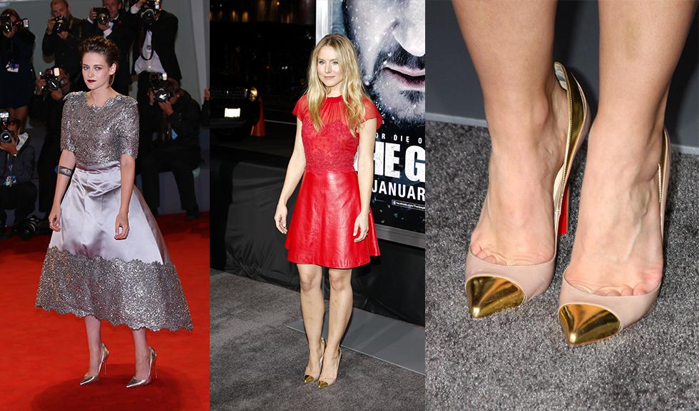 De ce poarta celebritatile pantofi prea mari pentru ele pe covorul rosu