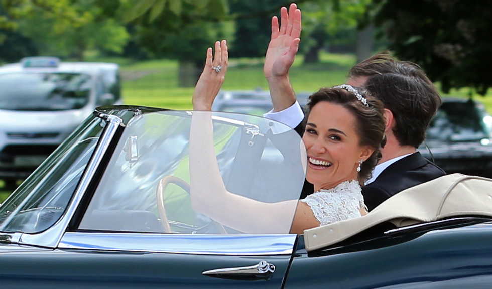 Pippa Middleton si James Matthews se afla in luna de miere in Australia