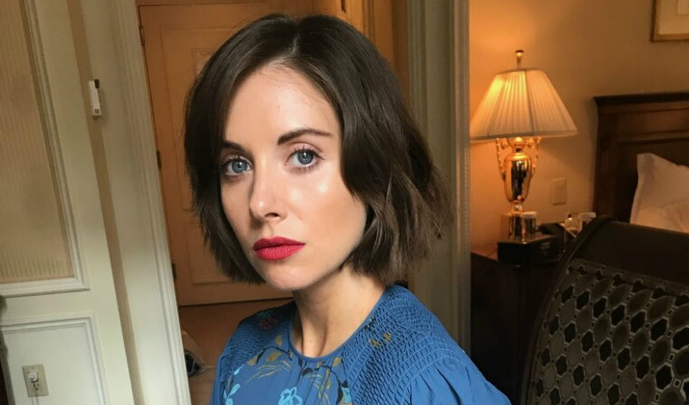 "Alison Brie, rugata sa filmeze fara bluza la auditia pentru ""Entourage"""