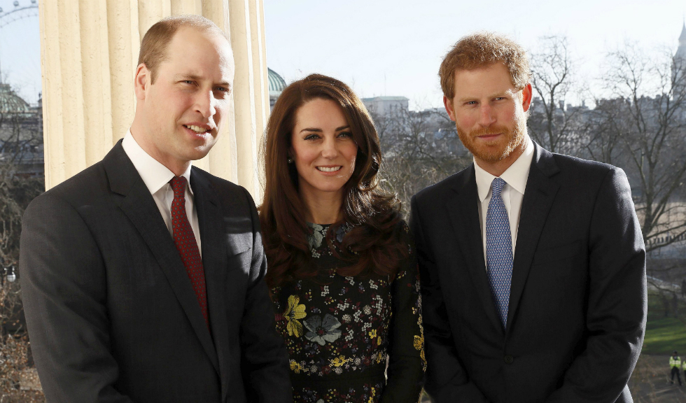 Cat de bine se inteleg Printul Harry si Kate Middleton