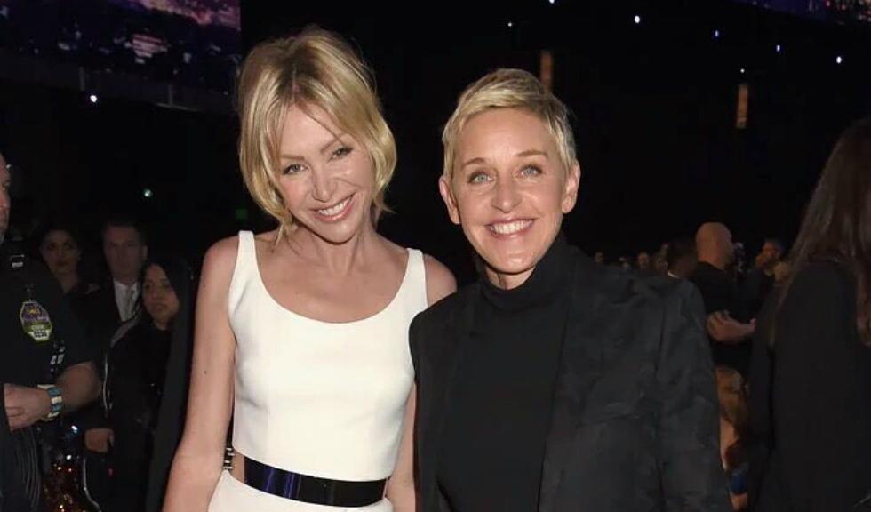 Ellen DeGeneres si Portia de Rossi divorteaza, potrivit unei surse apropiate