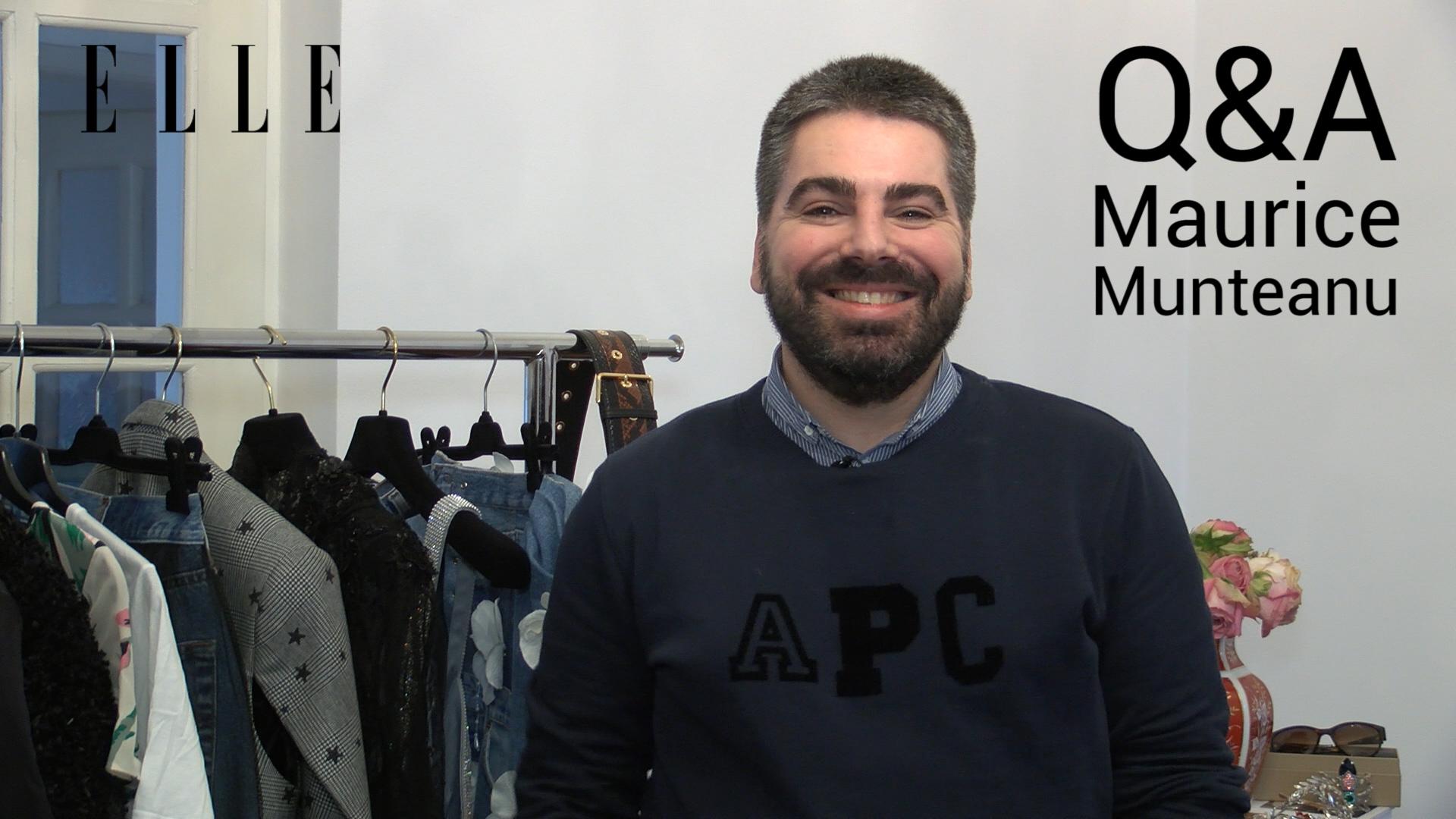 Q&A cu Maurice Munteanu – Episodul #17 (VIDEO)