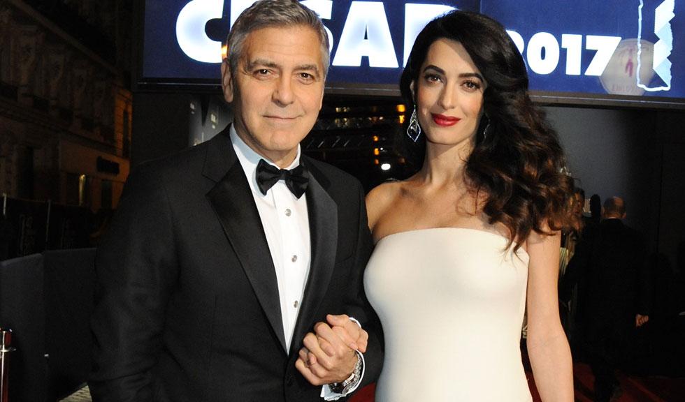 Amal si George Clooney au devenit parinti!